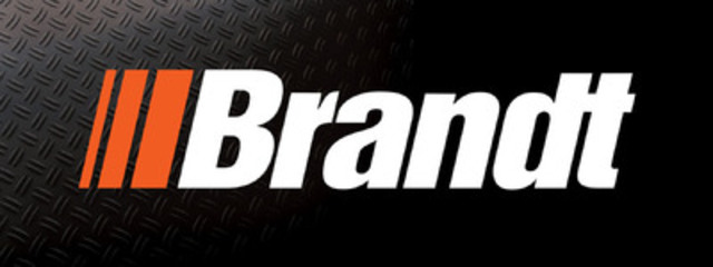 Brandt Tractor logo (Groupe CNW/Brandt Tractor Ltd.)