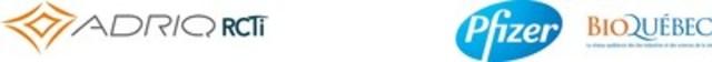 ADRIQ - Pfizer Canada - BIOQuébec (Groupe CNW/ADRIQ)