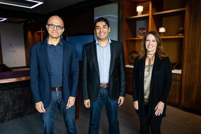 إنموبي تشكل شراكة استراتيجية مع مايكروسوفت لتشغيل منصات شركاتية جديدة قائمة على السحاب