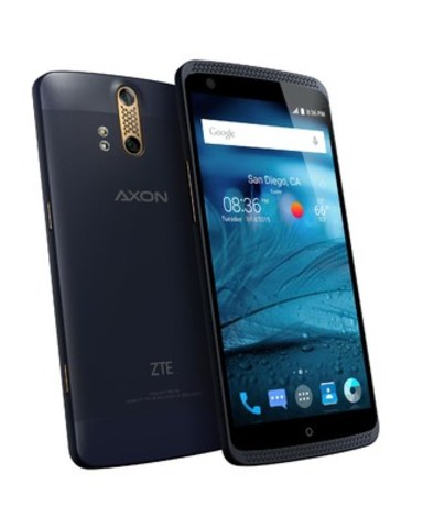 ZTE Axon – ZTE's first flagship smartphone in Canada (CNW Group/ZTE Canada)
