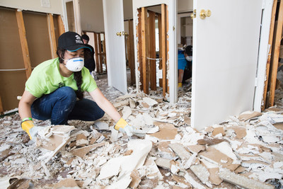 Habitat For Humanity Starts Cleanup After Hurricane Harvey Texas Business News