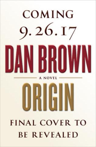 ORIGIN by Dan Brown (CNW Group/Penguin Random House Canada Limited)