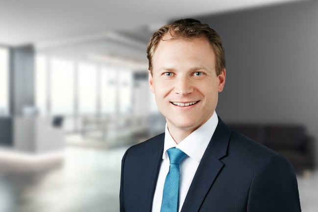 Dr. Christoph Streng is responsible for customer satisfaction and success as Chief Customer Officer
