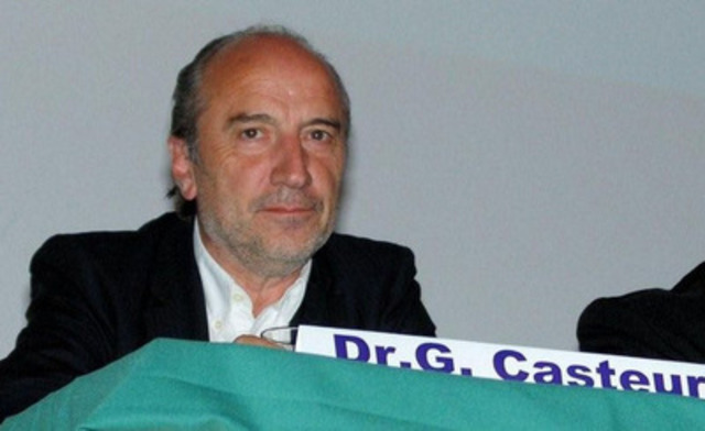 Dr. Georges Casteur. (CNW Group/Coalition of Physicians for Social Justice)