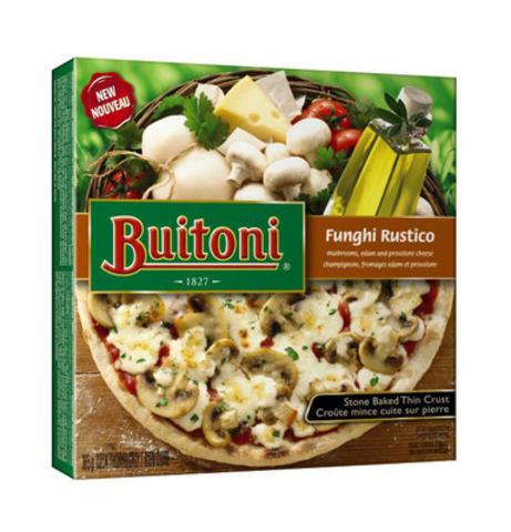 BUITONI Funghi Rustico (CNW Group/Nestle Canada Inc.)