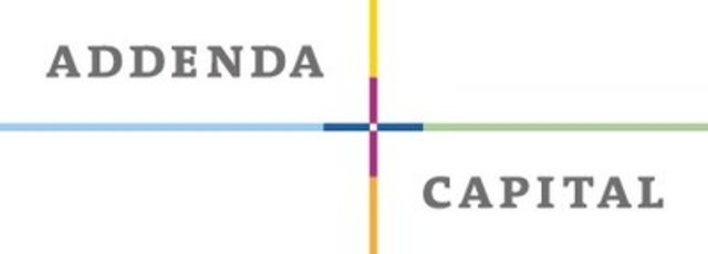 Logo : Addenda Capital Inc. (Groupe CNW/Addenda Capital Inc.)