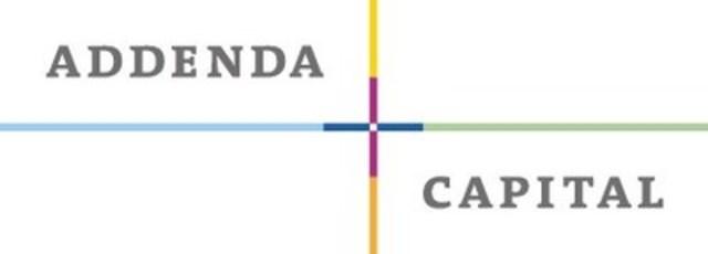 Logo : Addenda Capital Inc. (Groupe CNW/Addenda Capital Inc.)