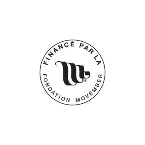 Financé par la Fondation Movember (Groupe CNW/Jeunesse, J'écoute)