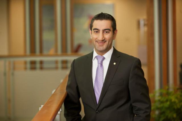Sadiq S. Adatia, premier directeur des placements, Placements mondiaux Sun Life. (Groupe CNW/Financière Sun Life inc.)