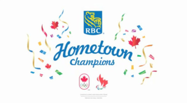 Video: RBC cheers on Olympic swimmer Scott Dickens.