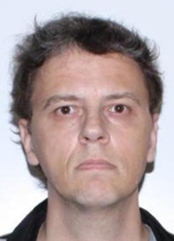 Claude Bouchard, 47 ans, de Baie-Saint-Paul.(Groupe CNW/Sûreté du Québec)