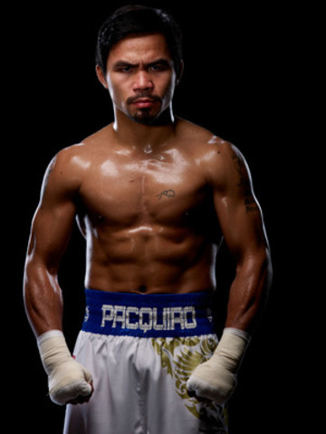 Manny Pacquiao (CNW Group/The Gentlemen's Expo)