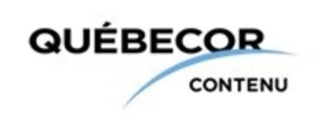 Québécor Contenu (Groupe CNW/Québécor Contenu)