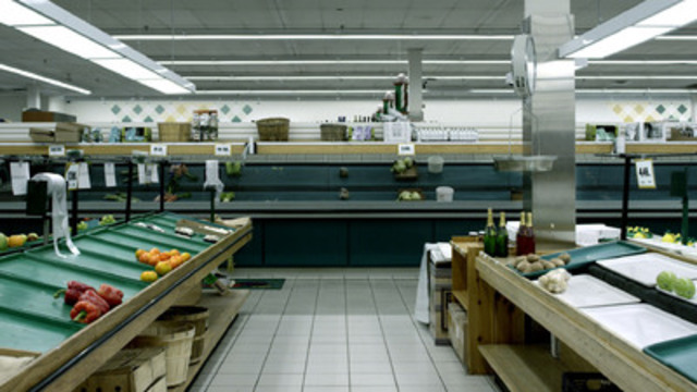 This grocery store is a reality for 1 in 5 Canadians living in a food desert (CNW Group/Hellmanns)