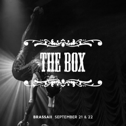 THE BOX in association with Brassaii brings CULTURE/SHOCK to Toronto on September 21 and 22. (CNW Group/Brassaii)