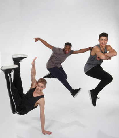Sunday, June 21, noon until 6:00 pm, Redpath Waterfront Festival -- DANCE Pan American Style will showcase a master hip hop dance class with Trevor Tordjman, from the mega TV hit, The Next Step.  Free admission. http://towaterfrontfest.com/lets-dance/ (Photo credit: Trevor Tordjman)  (CNW Group/Redpath Waterfront Festival)