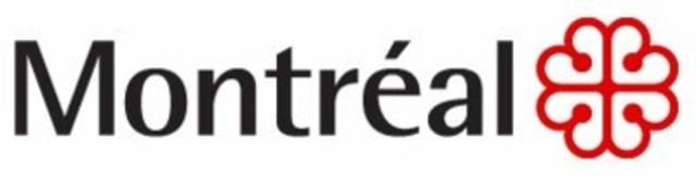 Logo : Ville de Montréal (Groupe CNW/Ville de Montréal - Cabinet du maire et du comité exécutif)
