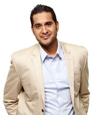 Big Brother Canada houseguest, Anuj 'A.J.' Burman (CNW Group/SLICE)