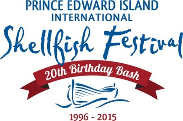 Prince Edward Island International Shellfish Festival - Logo (CNW Group/PEI International Shellfish Festival)