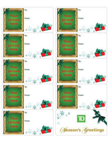 Media Advisory Td S Gift To You Free Personalized