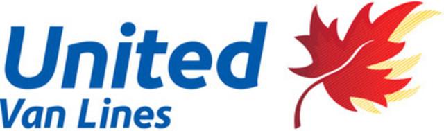 United Van Lines logo (CNW Group/United Van Lines Canada Ltd.)