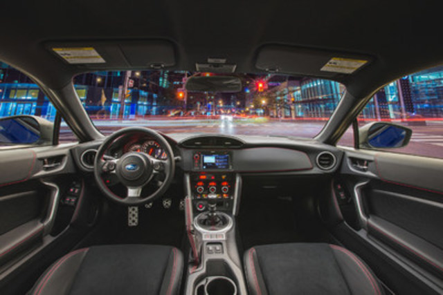 Subaru BRZ 2017 (Groupe CNW/Subaru Canada Inc.)