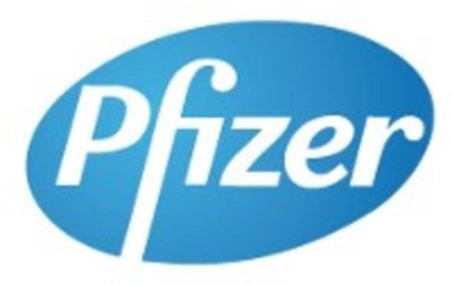 Logo : Pfizer Canada (Groupe CNW/PFIZER CANADA INC.)