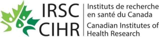 Logo :  IRSC/CIHR (Groupe CNW/Instituts de recherche en santé du Canada)