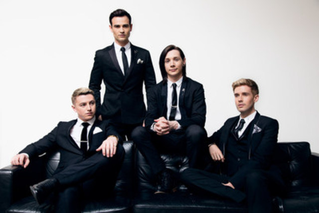 Headlining this year's Silver Ball for Providence Healthcare on Saturday, November 12 is Collabro, winners of Britain's Got Talent 2014. (CNW Group/Providence Healthcare)