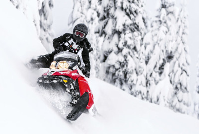 For up-to-date information on locations, times or to register, visit: http://www.ski-doo.com/community/events  (CNW Group/BRP)