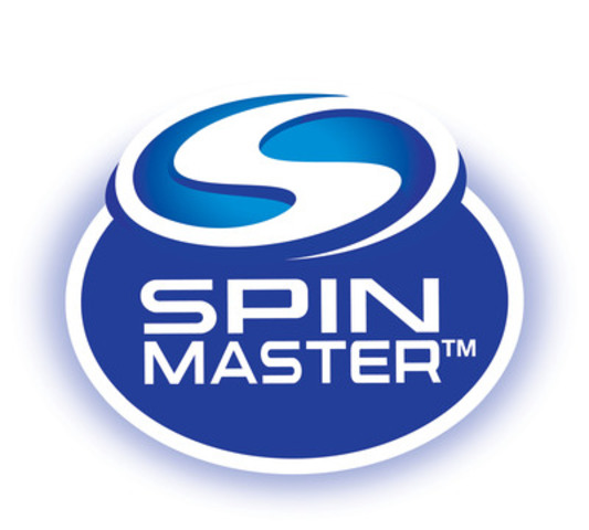 SPIN MASTER RECOGNIZED FOR INNOVATION AT THE 2017 TOY OF THE YEAR AWARDS (CNW Group/Spin Master)