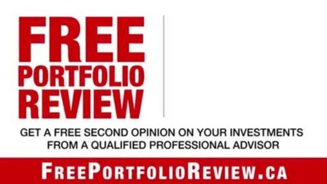 Video: Get a second opinion - get a FREE Portfolio Review.