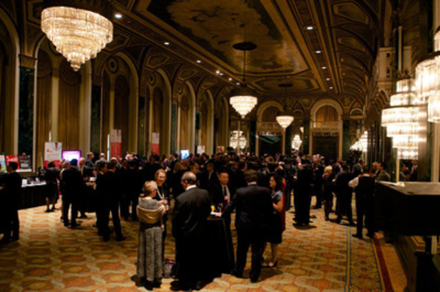 Opening Reception (CNW Group/Morningstar Research Inc.)