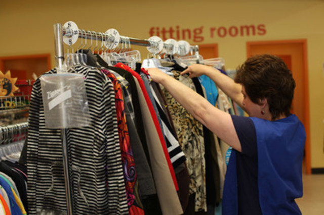 Donate your used goods to those in need through Goodwill's Donate4Good Program. For every GLAD bag returned with clothing and other gently used items, Glad will donate $1.50 to Goodwill. (CNW Group/GLAD)