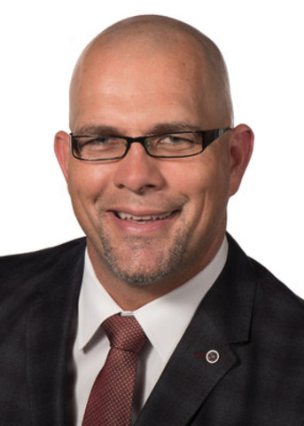 Rob Wesseling assumera le poste de president et chef de la direction du Groupe Co-operators limitée le 1er décembre 2016 (Groupe CNW/Co-operators)