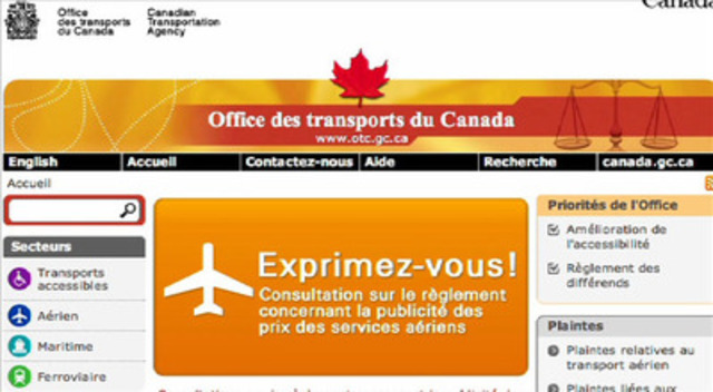 Vidéo : Les Canadiens s'expriment sur le règlement concernant la publicité des tarifs aériens