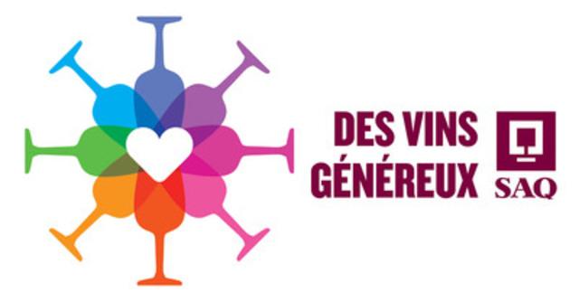 Grâce à la SAQ et à la contributions des clients, plus de 600 000 $ sont remis aux Banques alimentaires du Québec dans le cadre de la campagne des vins généreux! (Groupe CNW/Société des alcools du Québec - SAQ)