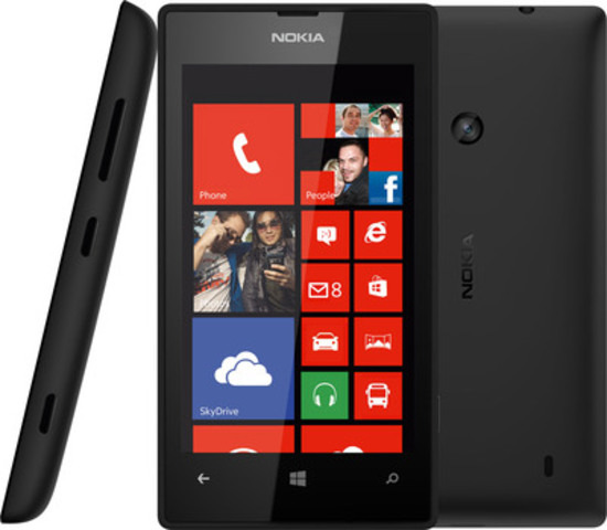 Nokia Lumia 520 on Rogers (CNW Group/Nokia Canada)