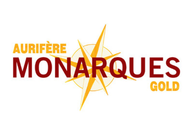 Corporation Aurifère Monarques (Groupe CNW/Corporation Aurifère Monarques)