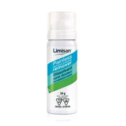 Nouveau au Québec : LIMISAN(MC) - Le dissolvant innovateur pour retirer sans douleur les pansements adhésifs (Groupe CNW/LIMISAN)