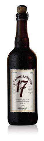 Unibroue 17 Grande Réserve (CNW Group/Unibroue)