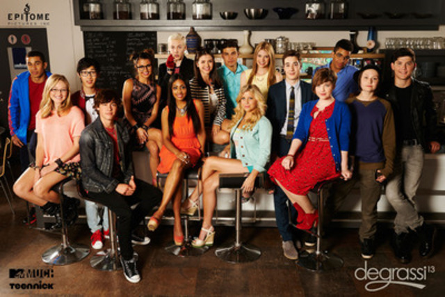 DHX Media announced today it has acquired Epitome Pictures, producer of the iconic Canadian television franchise Degrassi. The Degrassi franchise began in 1980, has produced five multi-award winning series, and is shown in 140 markets worldwide. (CNW Group/DHX Media Ltd.)