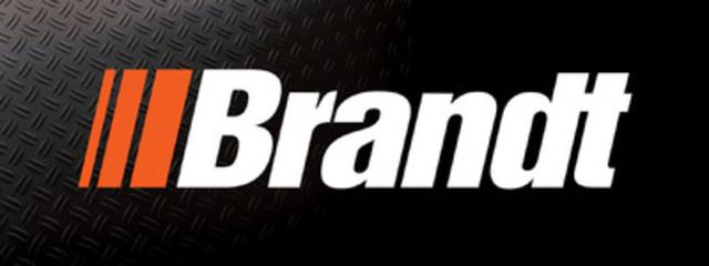Brandt Tractor logo (CNW Group/Brandt Tractor Ltd.)