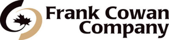 Frank Cowan Company (CNW Group/Frank Cowan Company)