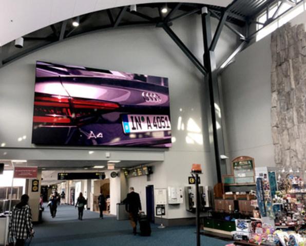 Aéroport international de Vancouver (Groupe CNW/Astral Affichage)