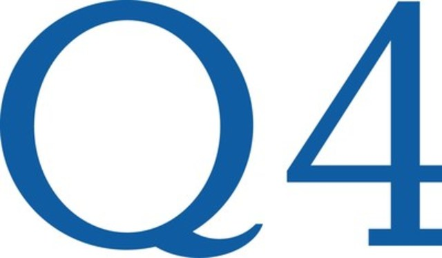 Q4 Inc. (CNW Group/Q4 Inc.)