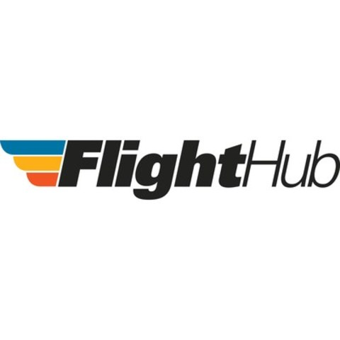 Logo: FlightHub (CNW Group/FlightHub)