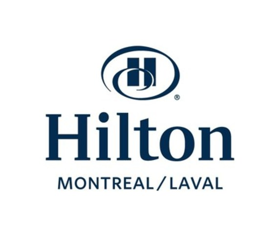 Logo : Hilton Montréal/Laval (Groupe CNW/Hilton Montréal/Laval)