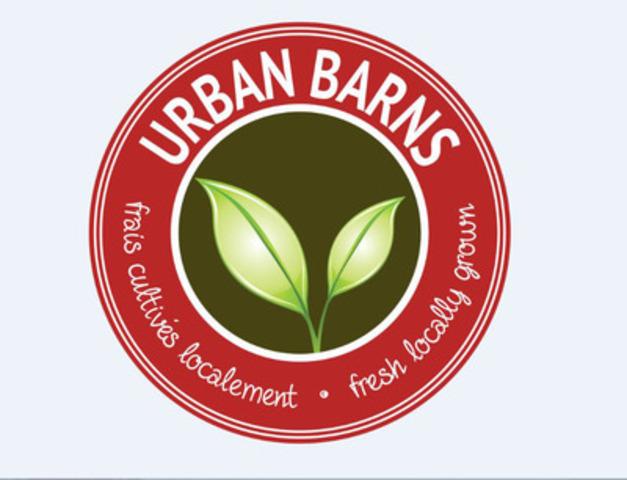 Urban Barns Foods Canada Inc. (Groupe CNW/Urban Barns Foods Canada Inc.)
