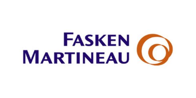 Fasken Martineau DuMoulin LLP (CNW Group/Fasken Martineau DuMoulin LLP)